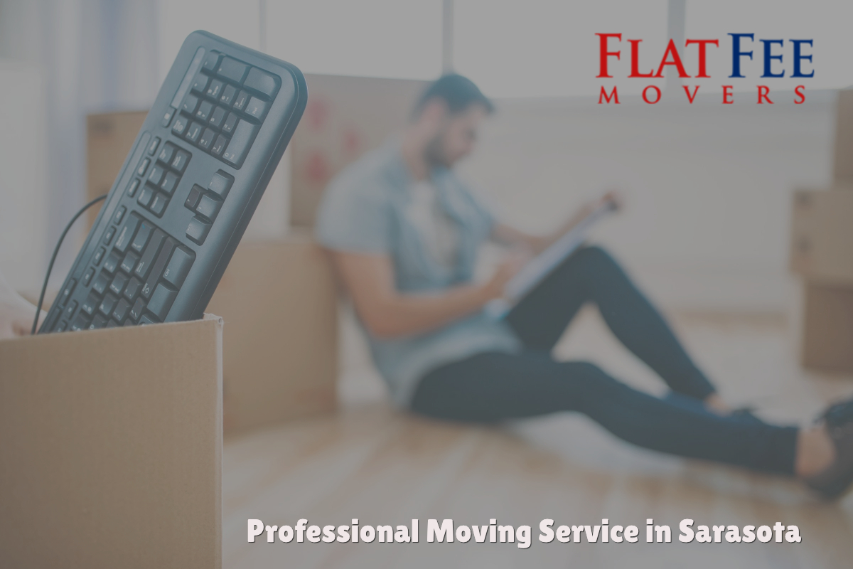 Professional Moving Service in Sarasota Releases \