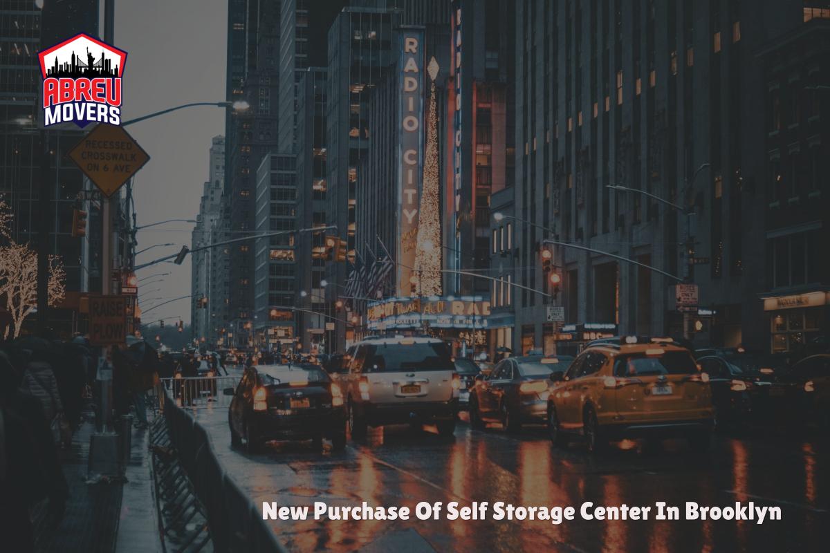 Abreu Movers Self Storage Grows Their Moving & Storage Company With Purchase Of Self Storage Center In Brooklyn