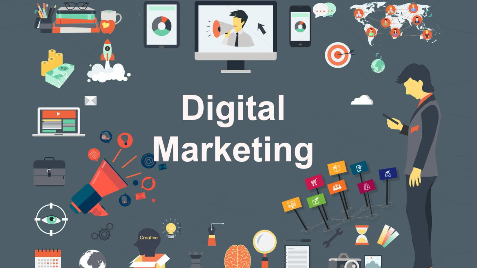 Proximate Solutions To Intensify Focus In Digital Marketing Trends