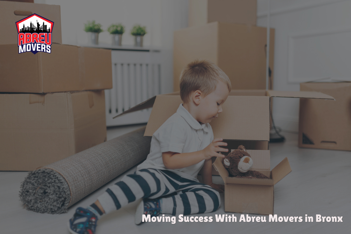 New Franchise Owners Seeing Success With Abreu Movers Bronx Moving Company
