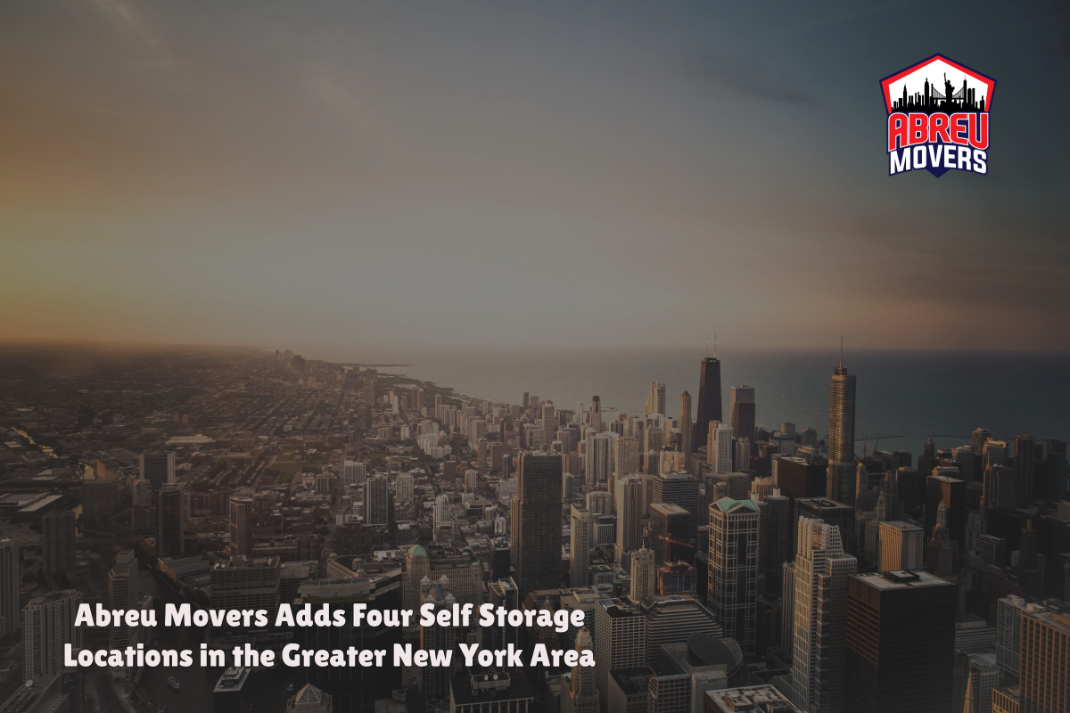 Abreu Movers Adds Four Self Storage Locations in the Greater New York Area
