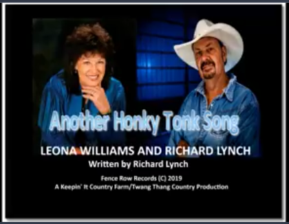 Richard Lynch Releases Duet With Top 10 Billboard Country Artist Leona Williams