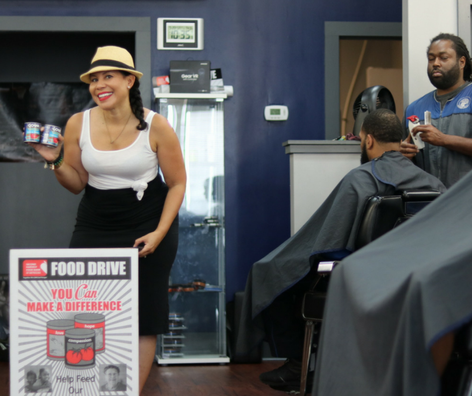 Charlotte Barbers Sending Kids Back to School With More Than Haircuts