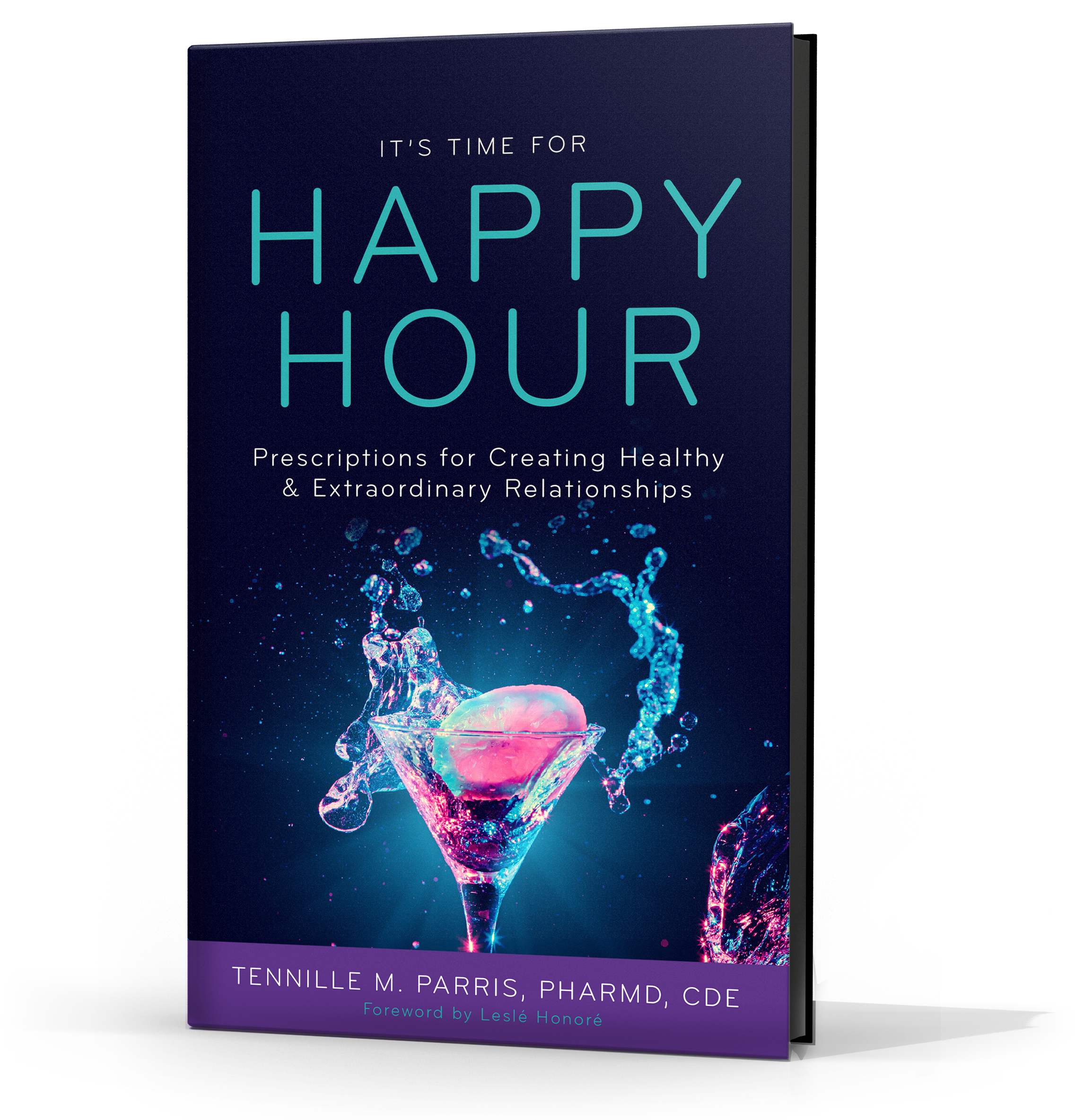Medical Mixlogist and Bestselling Author Releases Book Lauding the Benefits of Happy Hour