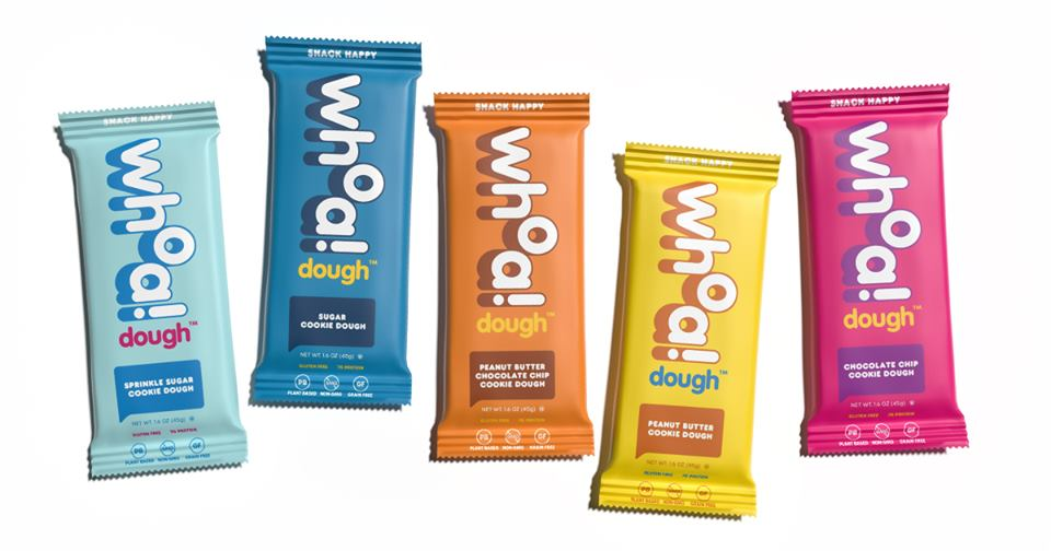 Whoa Dough is now offered Nationwide Through Mr. Checkout\'s Direct Store Delivery Distributors.