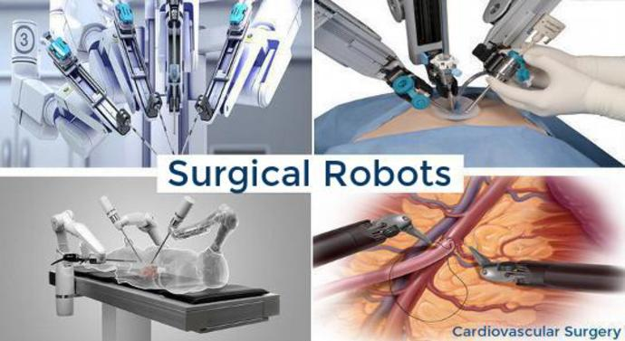 Surgical Robots Market to See Incredible Growth | Surpass US$ 9.2 Billion Threshold by 2025