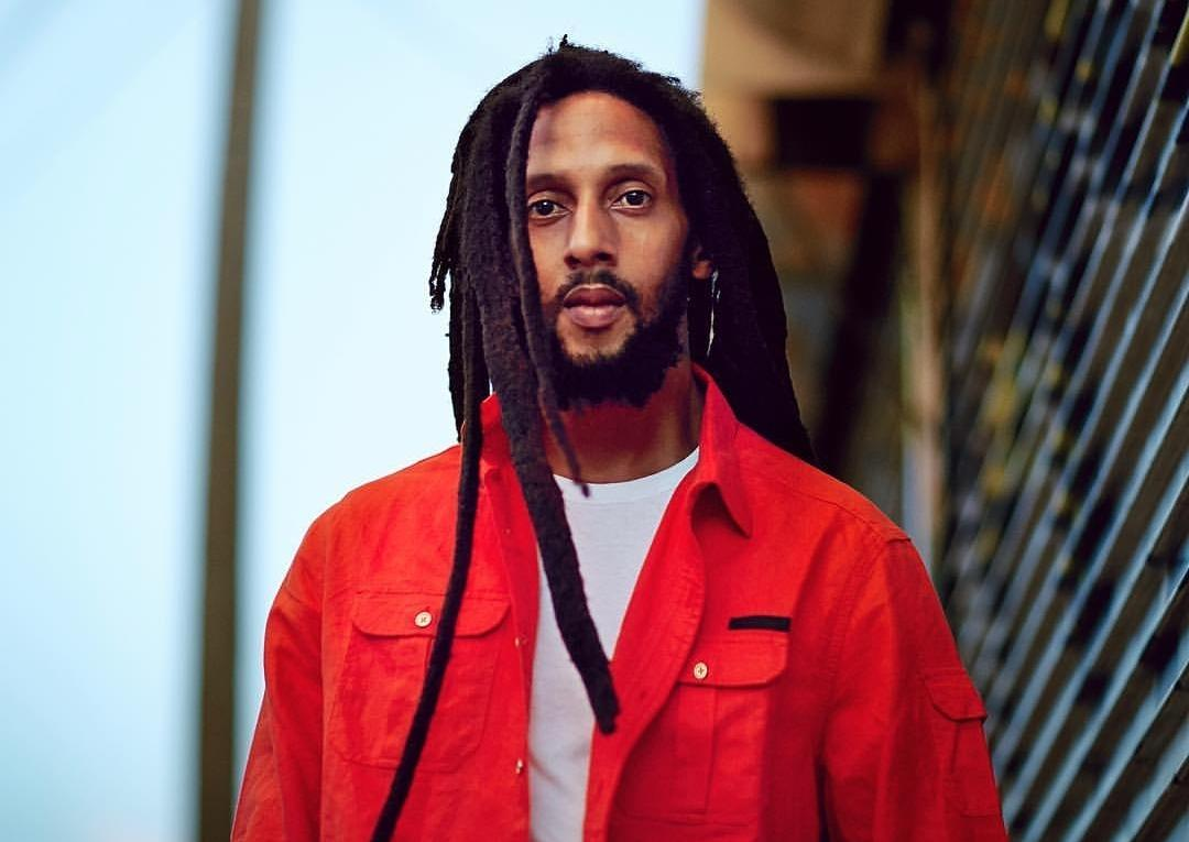 "Julian Marley, Award Winning Musician & Humanitarian - Courageously Returns to the Stage, for his 2019 ""AS I AM"" West Coast Tour - After a Recent Family Loss to Cancer."