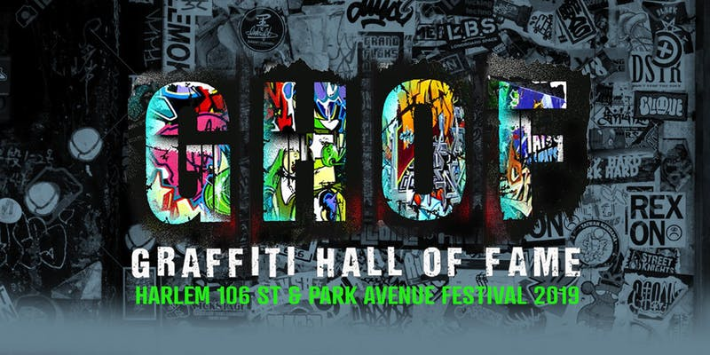 39th Annual Graffiti Hall of Fame, NYC - the Platform for the Best Street Artists in the World Celebrates over 30 years of Graffiti Excellence