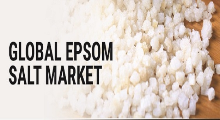 North America Epsom Salt Market Trends: Emerging Brands, Application, Competitive Landscape, Demand and Supply by Forecast Model 2017-2027