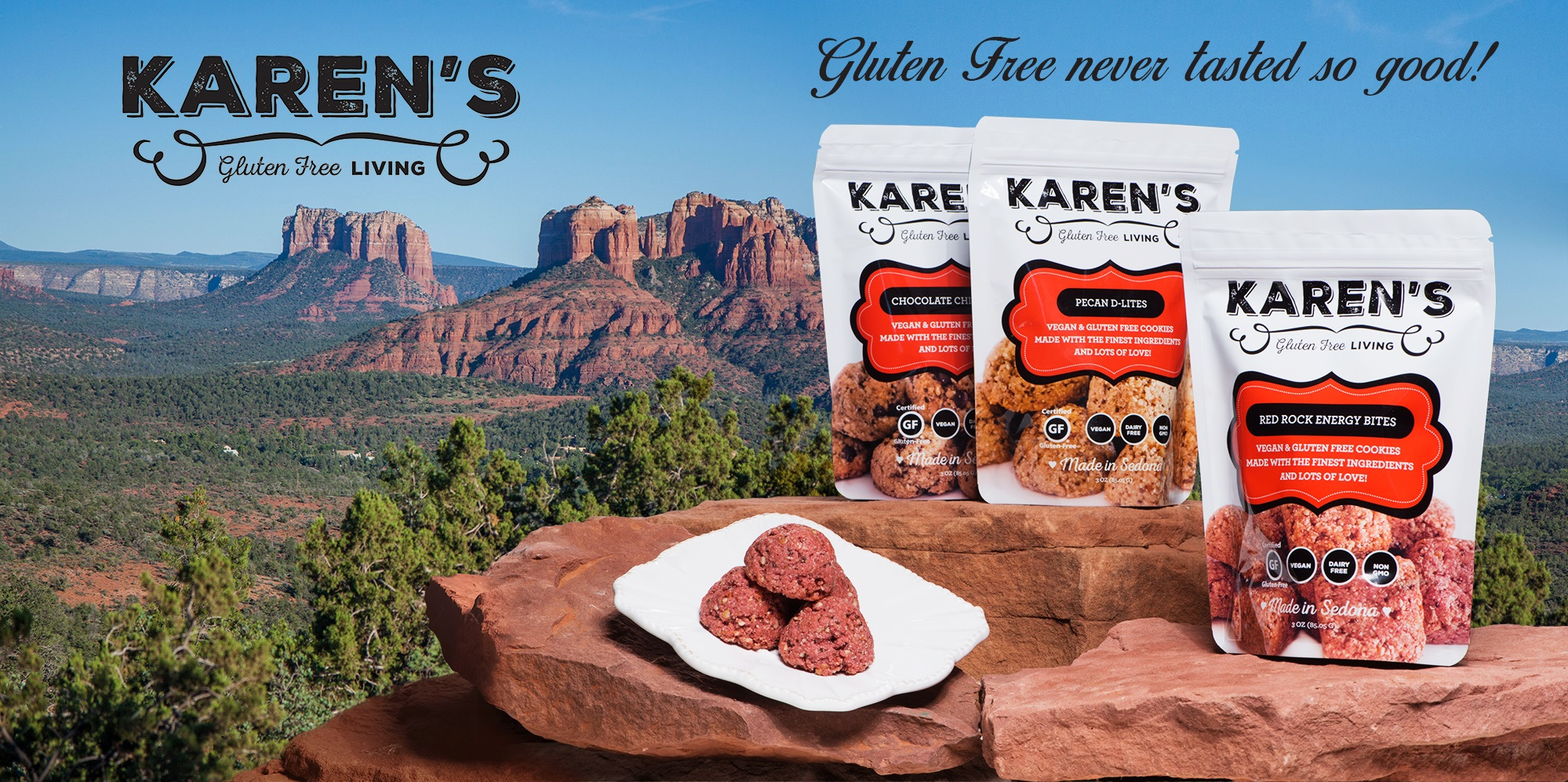 Karen\\\'s Gluten Free Living is utilizing Mr. Checkout\\\'s Fast Track Program to reach Independent Grocery Stores Nationwide.