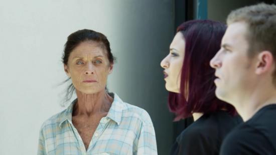 Preview released of Meg Foster\\\'s frightening horror return Investigation 13