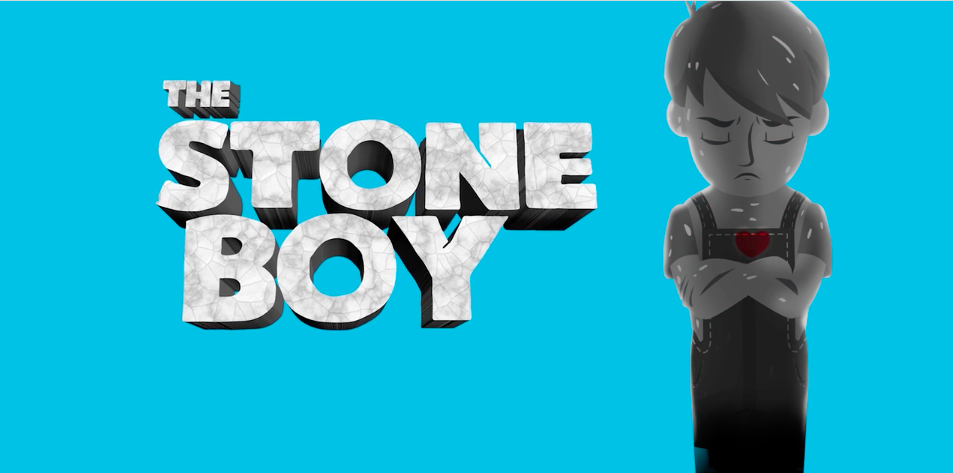 AN ANIMATED FANTASY ADVENTURE: \'THE STONE BOY\'