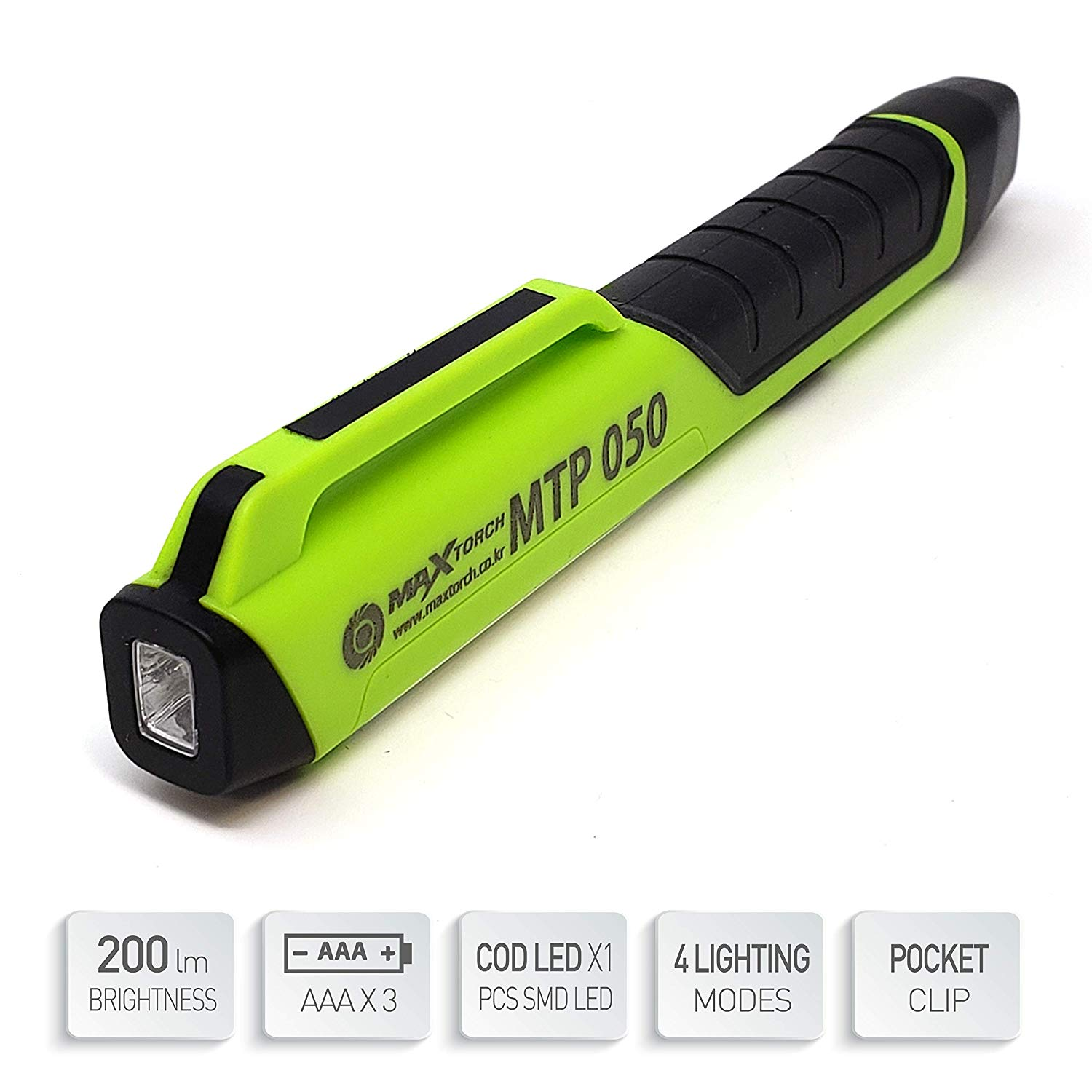 JBM CO. LTD Reinvents Tactical Lighting with the Release of Its Pocket Clip Multifunctional LED Flashlight