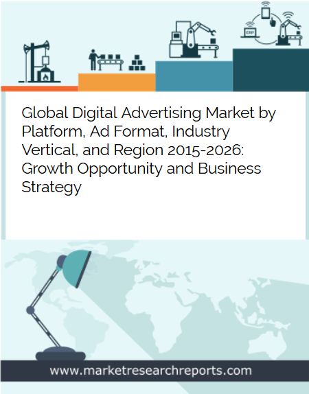 Global Digital Advertising Market to Reach USD 664.7 Billion by 2026