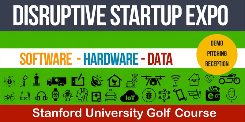Disruptive Startup Award @ Stanford