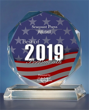 Seacoast Press Receives 2019 Best of Portsmouth Award