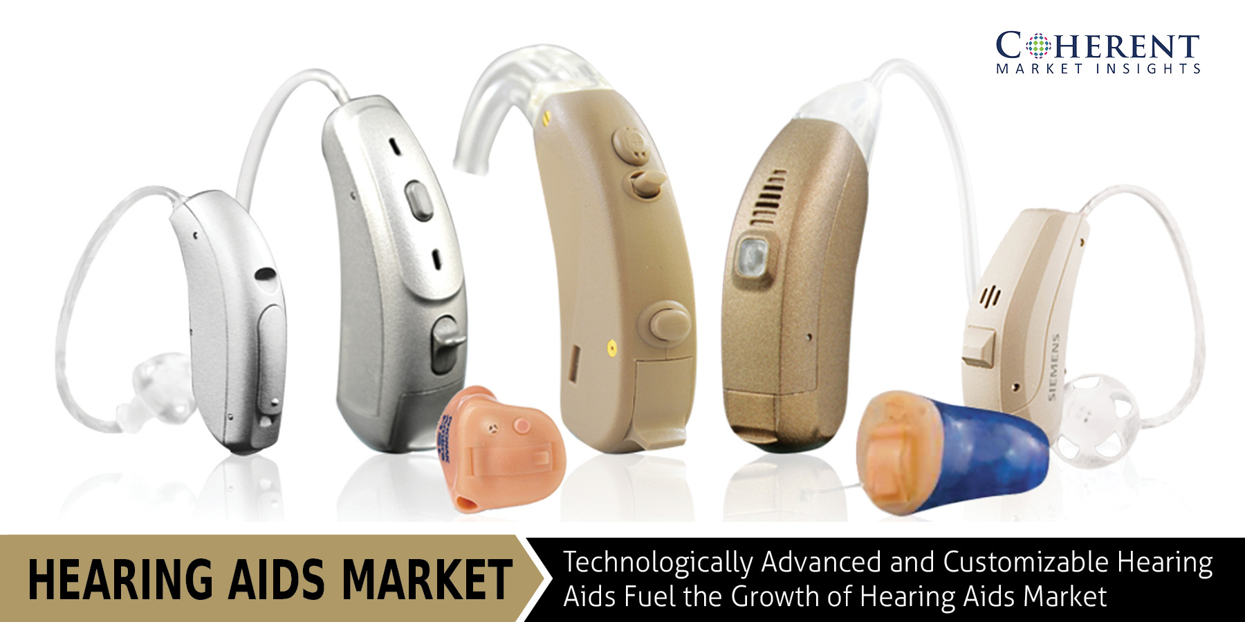 Hearing Aids Market to Surpass US$ 11.2 Billion Threshold by 2025, as Digital Hearing Aids Segment Takes Center Stage
