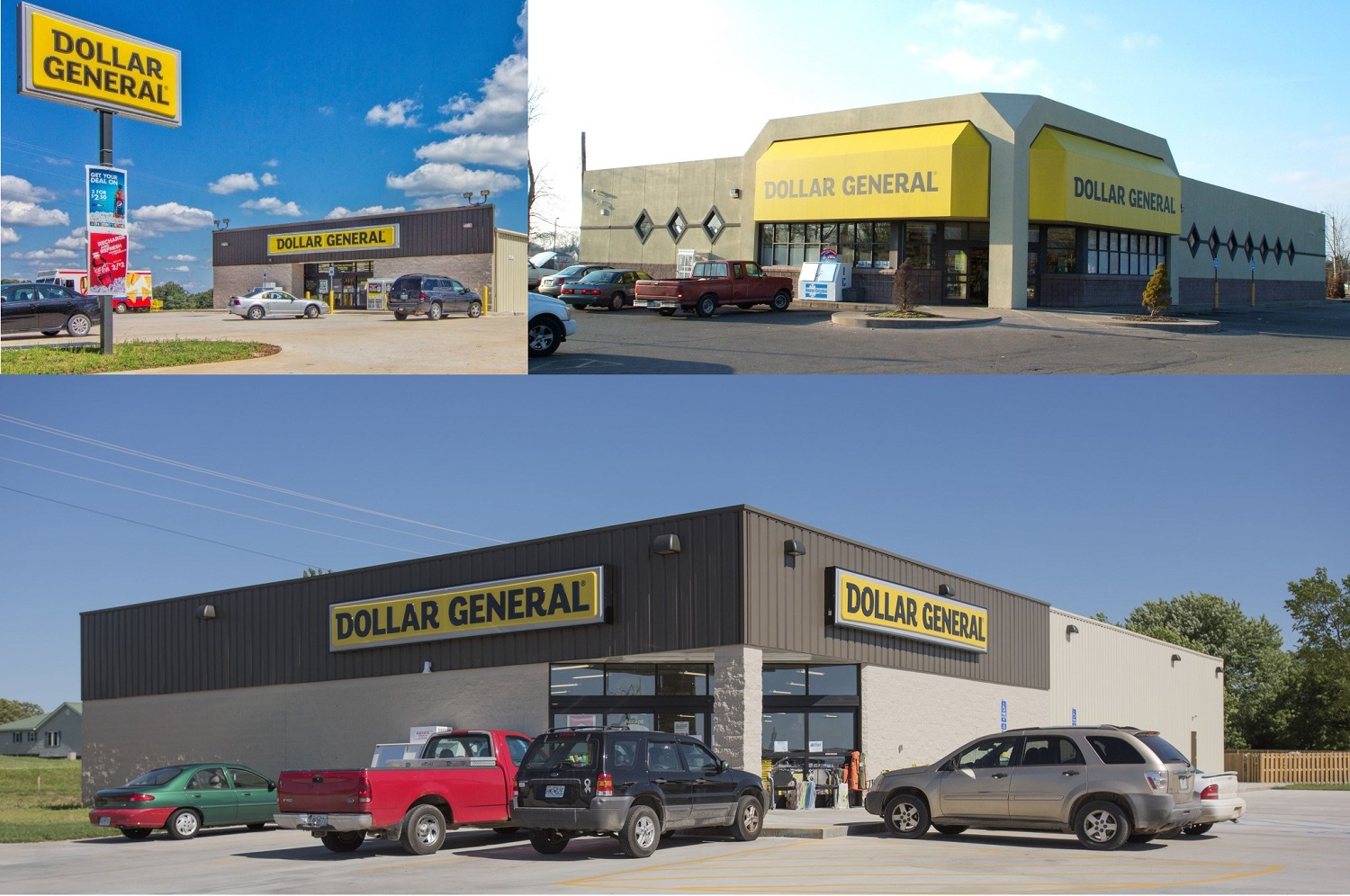 The Boulder Group Represents 1031 Buyer in Three Dollar General Acquisitions