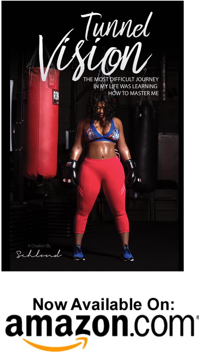 Young Woman Shares Her Successful Journey to Losing Over 50 Pounds in New Book Tunnel Vision