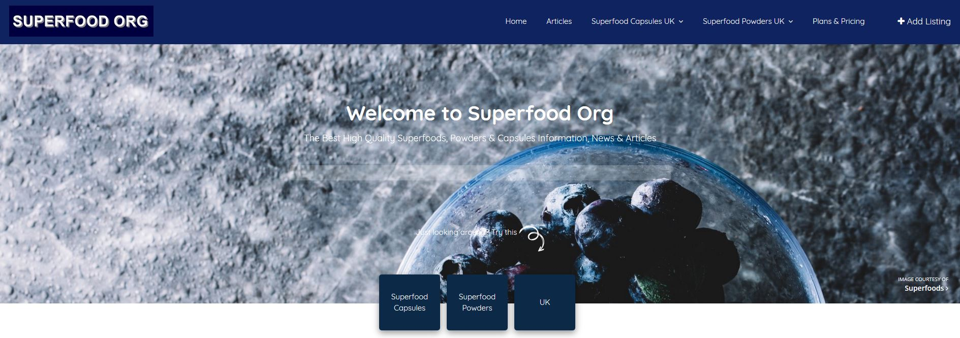 Superfoods Org Announces News Channel Launches with More Than 1000 Videos