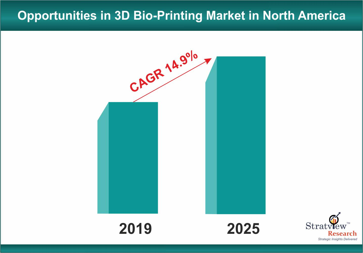 Exploring the Opportunities in 3D Bio-Printing Market in North America