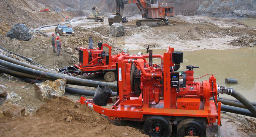 Dewatering Pumps: Market 2019 New Innovative Solutions to Boost Global Growth $10,133.4 million in 2026 | CAGR: 5.9%