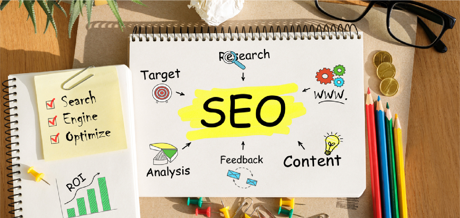 Dreamit work on the 3 fundamental principals to enhance a website rank in Google