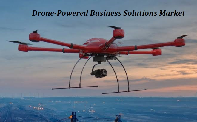 Drone-Powered Business Solutions Market 2019 Business Statistics Focus Report Growth by Top Key Players 3D Robotics, DroneDeploy, Phoenix Drone Services, PrecisionHawk, SenseFly, Pix4D, Aerobo