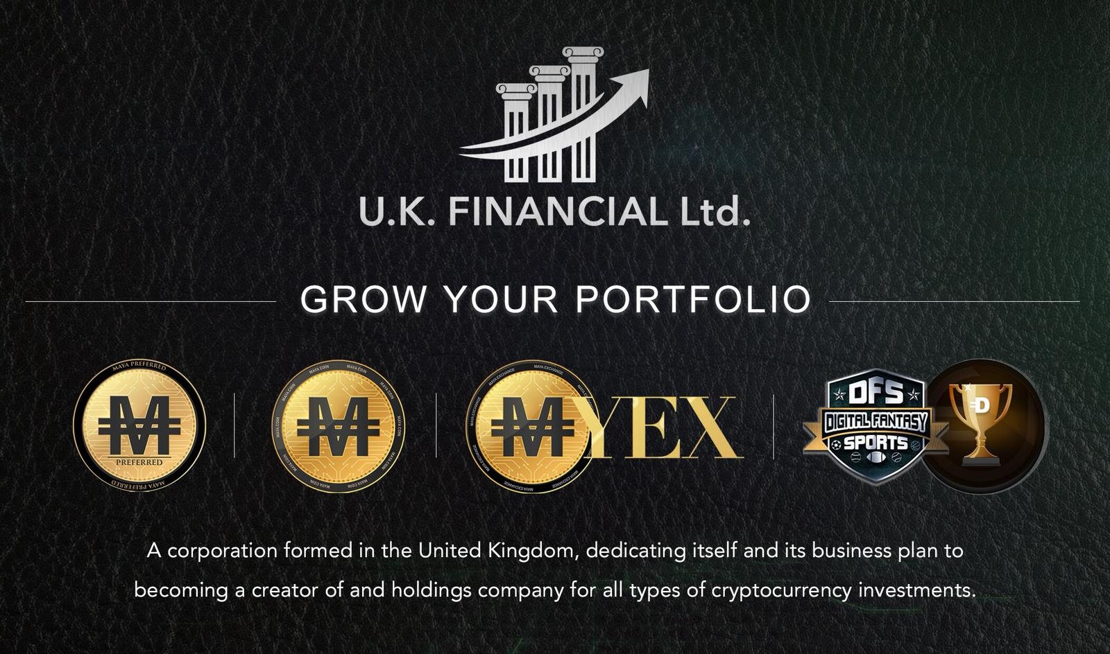 U.K. Financial Ltd. Announces Massive Airdrop Campaign
