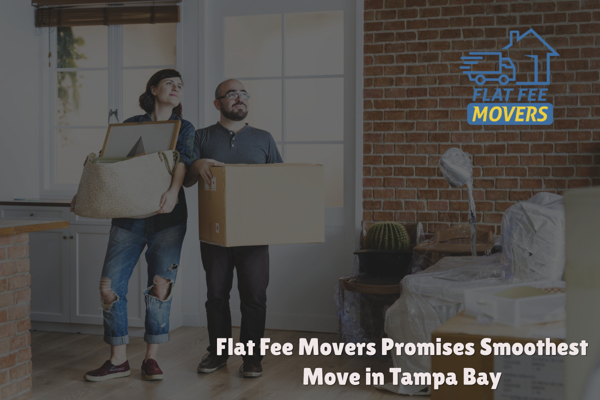 Flat Fee Movers Promises Smoothest Move in Tampa Bay
