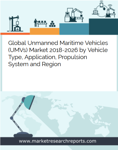 Global Unmanned Maritime Vehicles (UMVs) Market to Reach USD 8.09 Billion by 2026 in terms of Capital Expenditure; Finds New Report