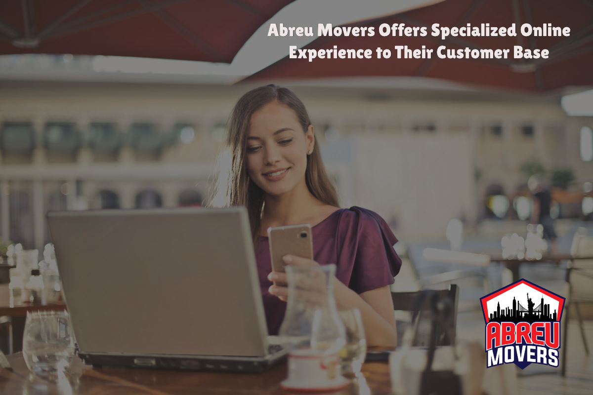 Abreu Movers Offers Specialized Online Experience to Their Customer Base