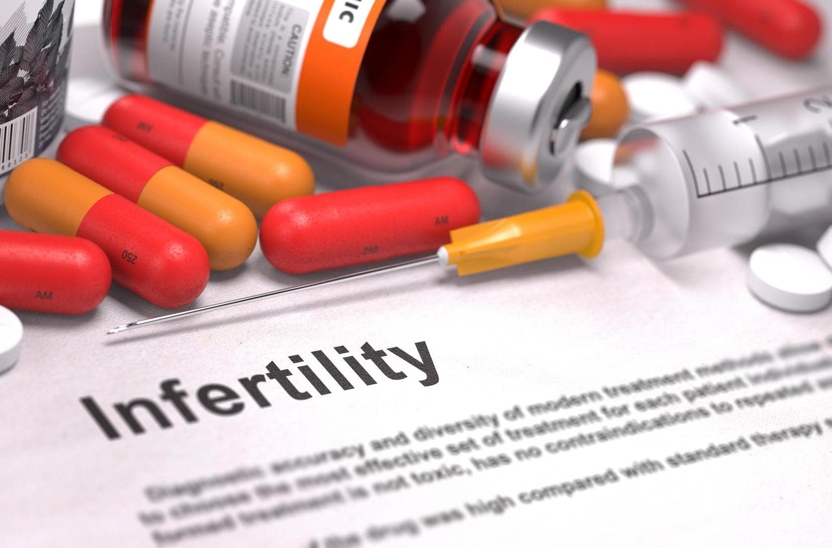 Global Infertility Treatment Market Projected to Reach USD 28,059.4 Mn by the end of 2025 | Growing at a CAGR of 9.4% during 2018-2025