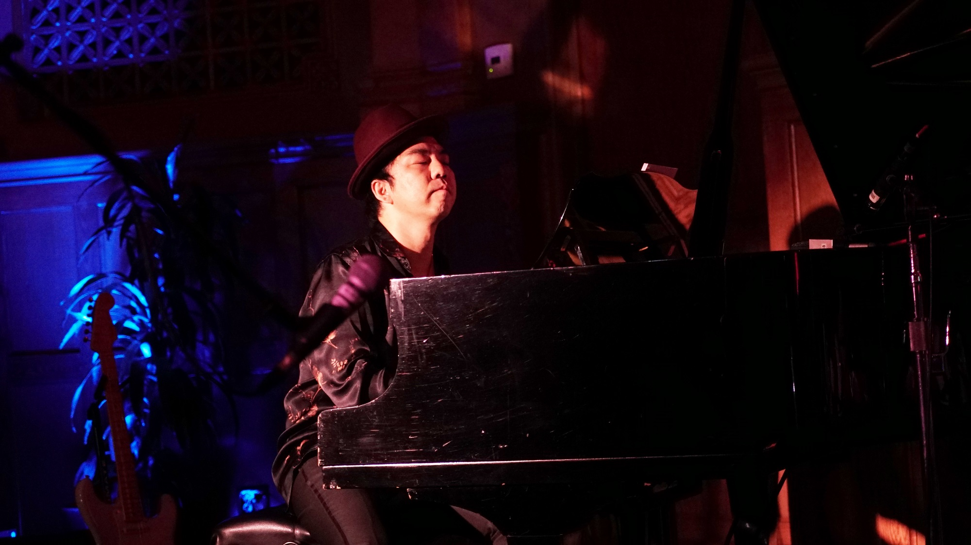 Grammy Nominee Multi-Instrumentalist, MASA TAKUMI, Hosts First Live Music Event in U.S.