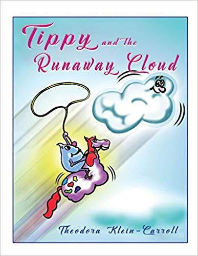 Tippy and the Runaway Cloud by Theodora Klein Carroll - Finding Puffy the Cloud to Water the Corn Crop
