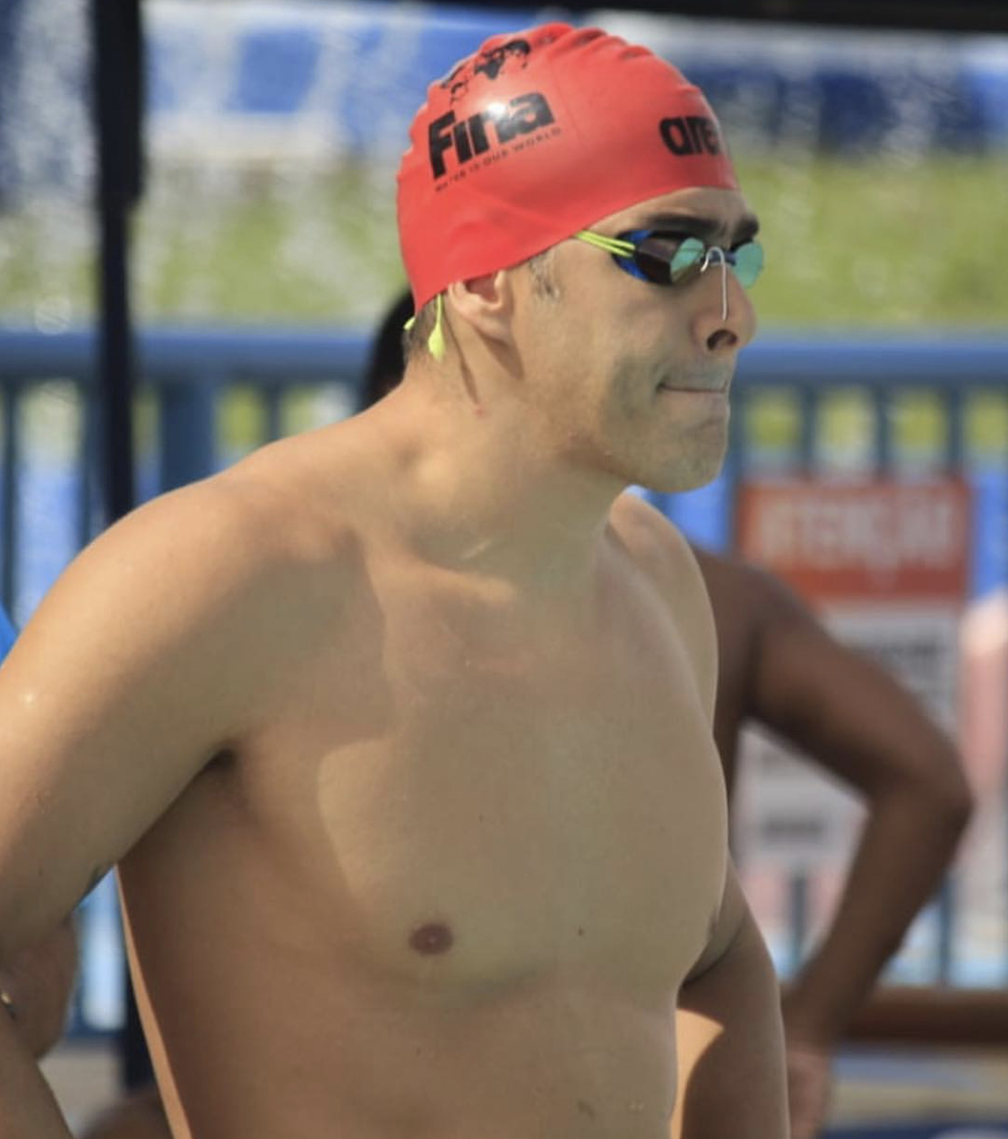 Top Brazilian Swimmer Seeking to Win in the US