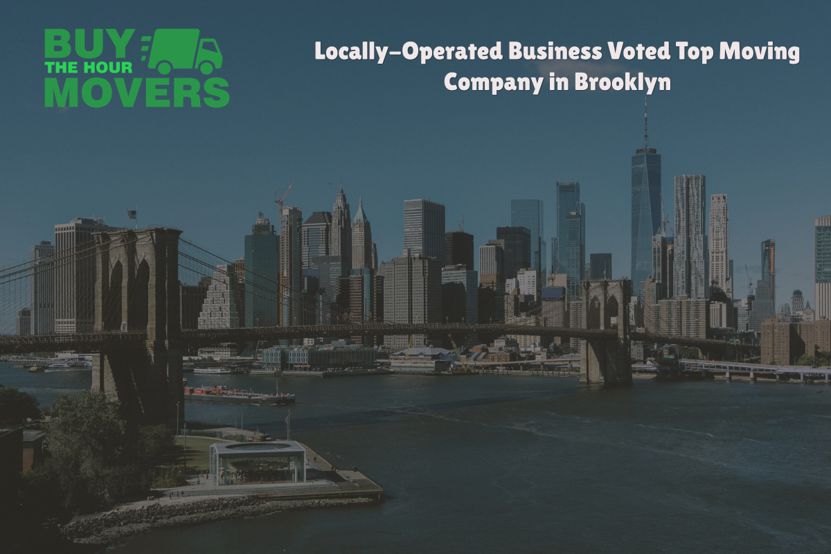 Locally-Operated Business Voted Top Moving Company in Brooklyn