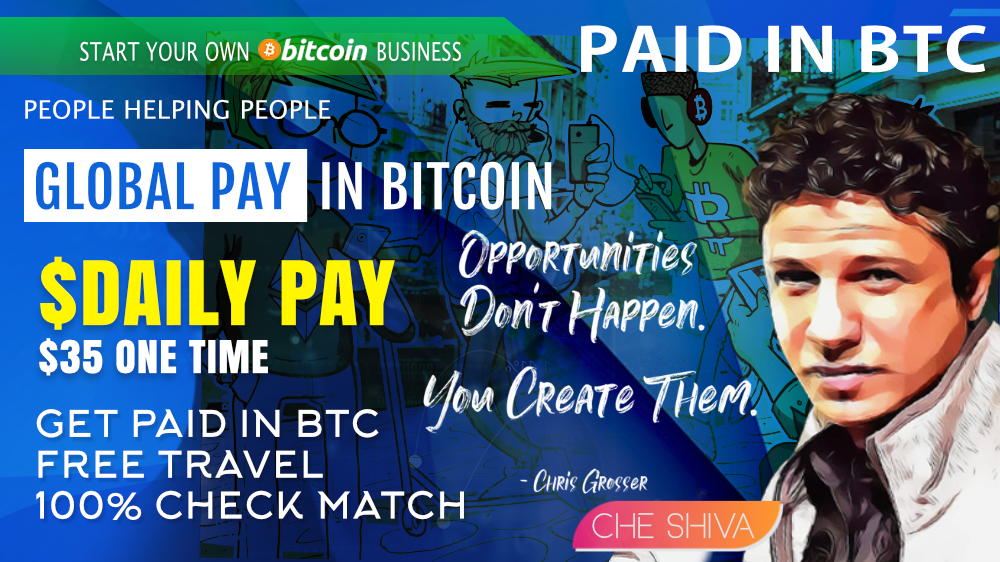 The World\'s Most Lucrative Compensation Plan with Instant Payouts in Bitcoin Just Launched