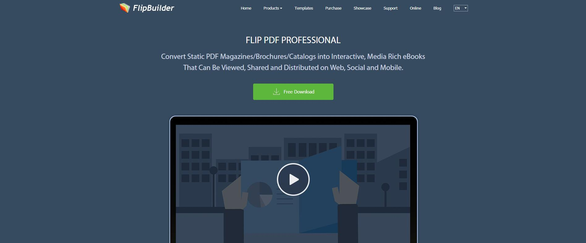 FlipBuilder Officially Releases New Flipbook Software for Windows and Mac