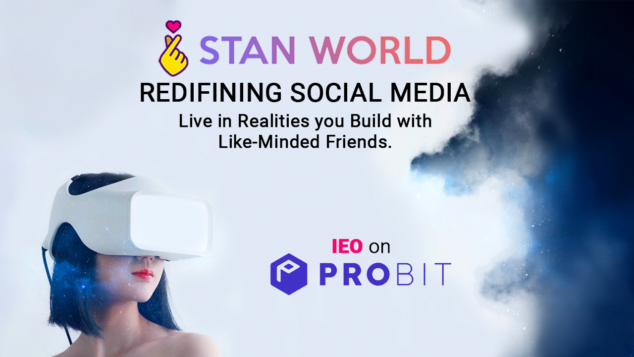 STAN WORLD: Finally, A Cryptocurrency that makes sense!