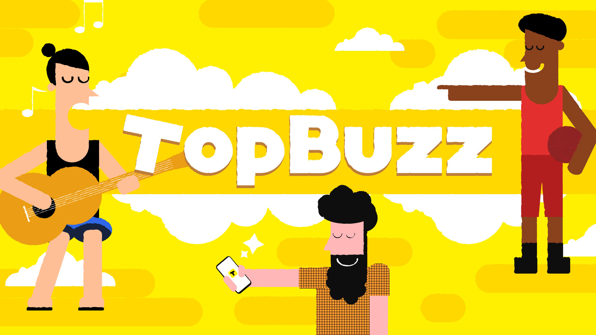 A News App for Those Hooked on HGTV, Hello TopBuzz!