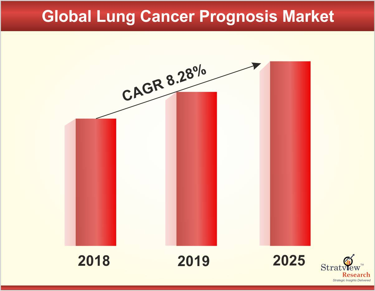 Lung Cancer Prognosis Market Forecast For the Period 2019 - 2025 at a Glance