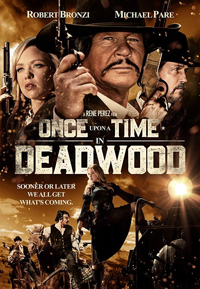 Deadwood western marks return of Robert Bronzi