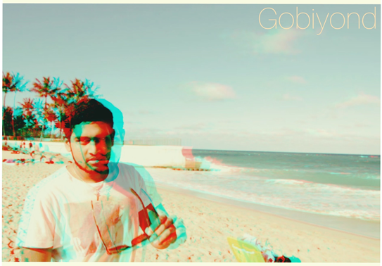 Gobiyond is Bringing Back Good Music, One Dope Vibe At a Time
