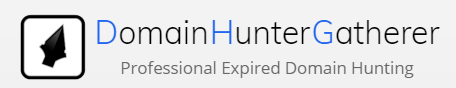Now Find Valuable Expired Domains Using the DHG Tool at Domainhuntergatherer.com
