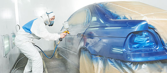 Automotive Paints Market: Oppportunities and Challenges