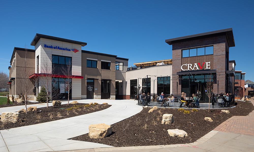 Hanley Investment Group Arranges Sale of Two New-Construction Single-Tenant Bank of America and CRAVE at Grocery-Anchored Shopping Center for $9.2 Million in Twin Cities Area