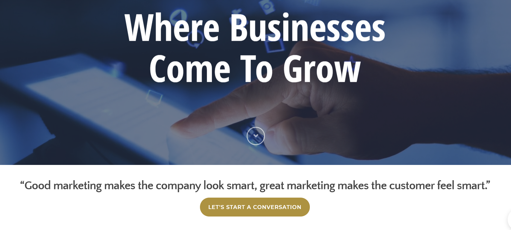 Business Marketing Agency Launches A New Site To Scale & Expand Client Growth for Business and Company Professionals
