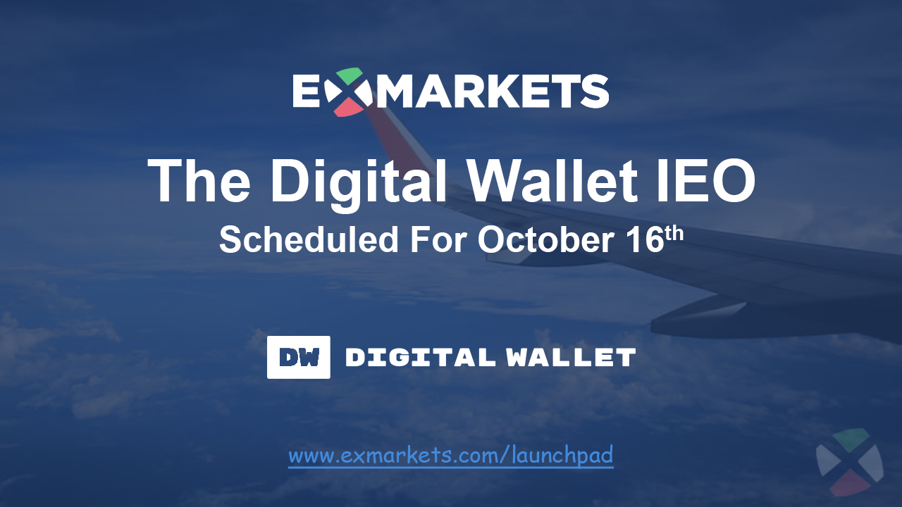 Digital Wallet Group Launches 2nd IEO to Improve Remittance and e-Wallet Services for International Citizens