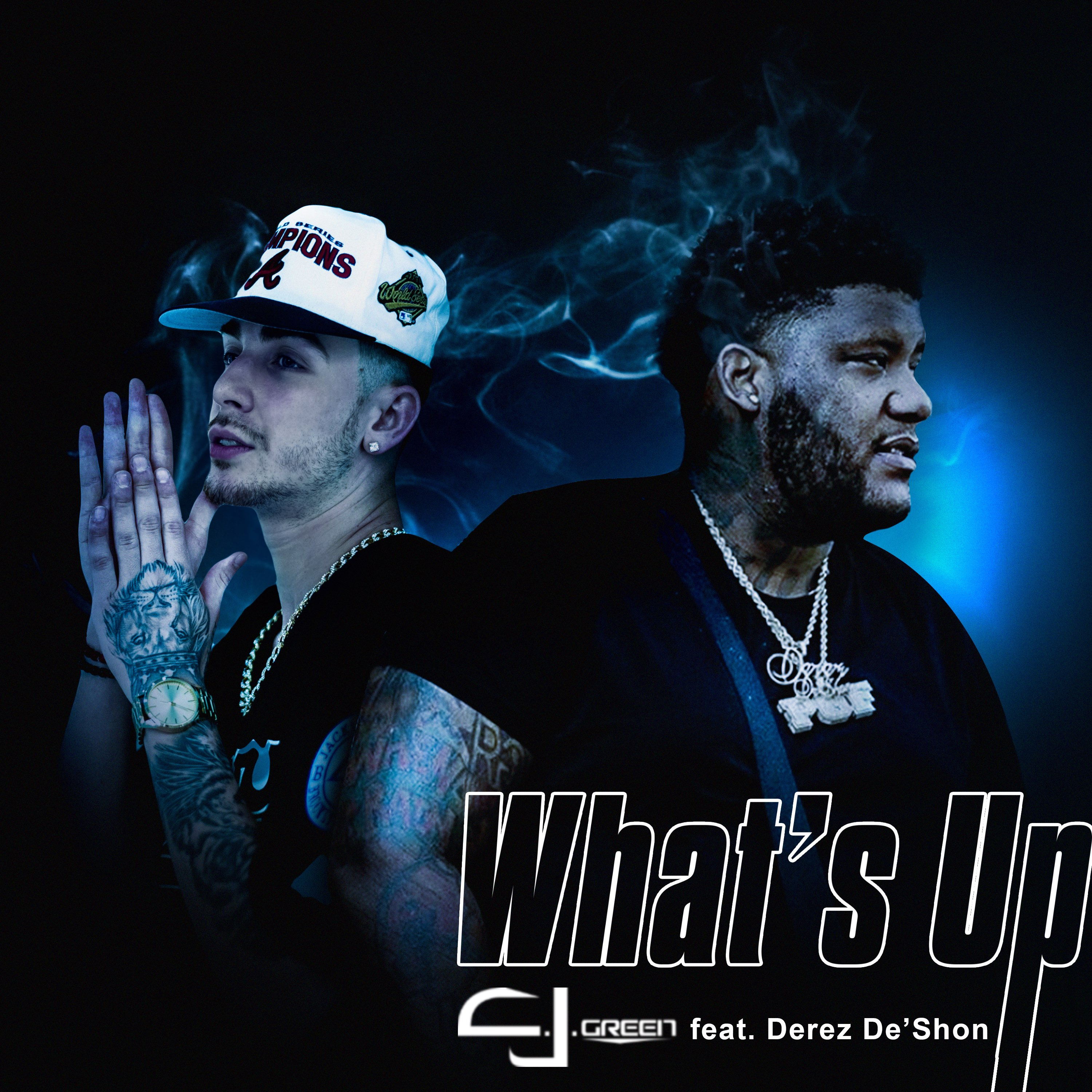 "C.J. Green Releases Positive Vibes With His New Single ""What's Up"""